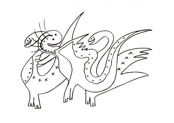 caratula dinosaurio 10