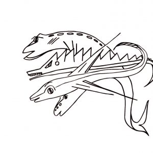 caratula dinosaurio 17
