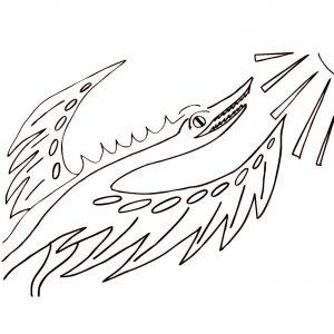 caratula dinosaurio 20