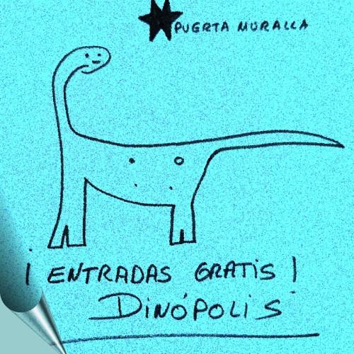 ENTRADAS DINOPOLIS GRATIS